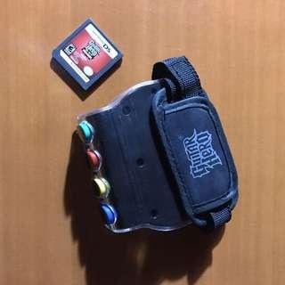 GUITAR HERO game for NINTENDO DS LITE
