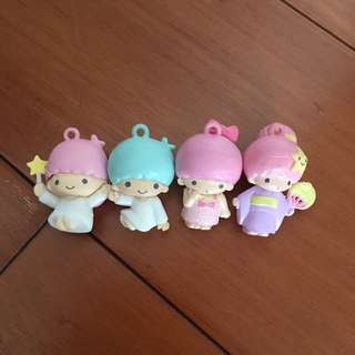 Sanrio TS Twin Stars 公仔