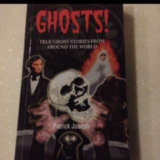 Offer: GHOSTS! TRUE Ghost Stories From Around The World