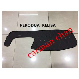 PERODUA KELISA DAD NON SLIP DASHBOARD COVER WITH DIAMOND