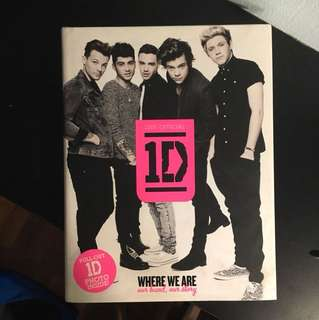 One Direction: Where We Are - Our Band, Our Story: 100% Official (Hardcover)