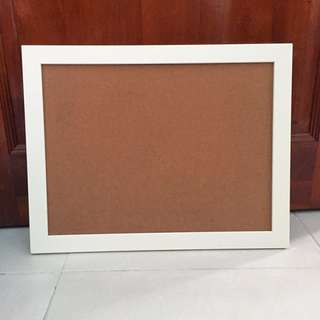 BRAND NEW White Frame