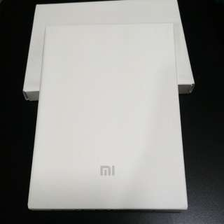 全新 小米 行動電源 5000mAh 銀色 Xiaomi 5,000mAh Portable Power Bank