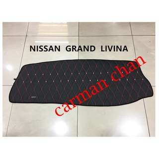 NISSAN GRAND LIVINA DAD NON SLIP DASHBOARD COVER WITH DIAMOND