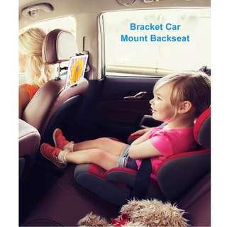 Car Backseat Handphone Bracket Mount Holder
