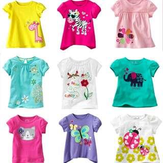 Children mystery shirt and pants grabbag