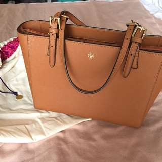LIKE NEW Tory Burch New York Tote Small