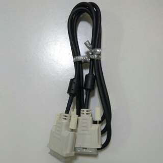 Original Samsung Monitor DVI Cable
