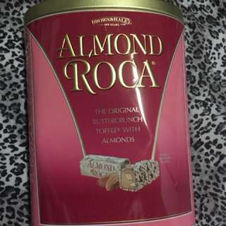 ALMOND ROCA FROM US