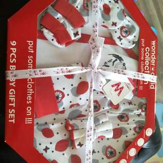 Brand-new 9pcs Baby Gift Sets