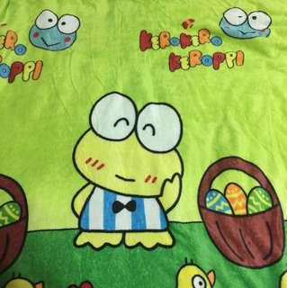 Keroppi Blanket