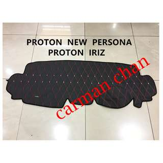 PROTON NEW PERSONA IRIZ DAD NON SLIP DASHBOARD COVER WITH DIAMOND