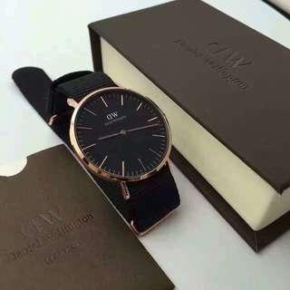 Dw 36mm泥龍錶帶