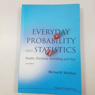 Everyday Probability and Statistics 2nd Edition