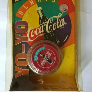 Old coke yoyo 2 for collection
