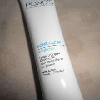 Pond's Acne Leave-On Gel