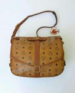 MCM Saumur 30 Sling Bag