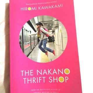 The Nakono Thrift Store by Hiromi Kawakami