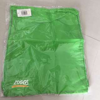 Zoggs drawstring backpack