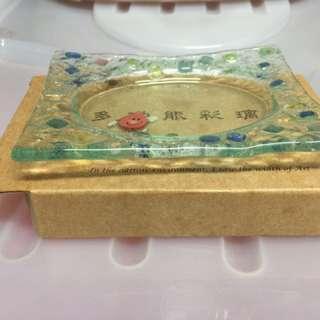 多用途彩繪玻璃皿