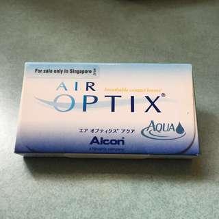 Air Optix Alcon Contact Lens -1.75