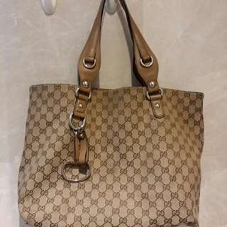 GUCCI Tote Shopping Bag 奶粉袋