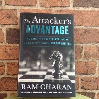 Leadership Book  - The Attacker's Advantage
