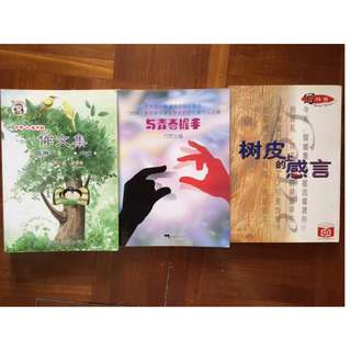 Secondary Chinese Composition Essay Books