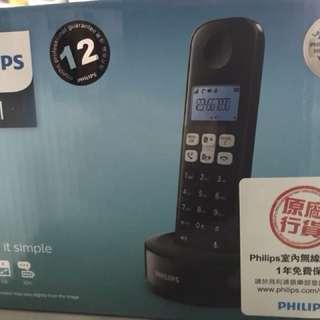 室內無缐電話 Philips D131