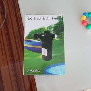 家用與車用,兩用電泵 全新,戶外運動適用