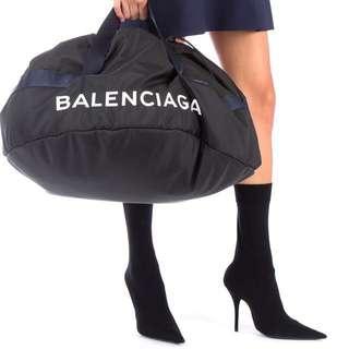 今季最hot BALENCIAGA knife boots