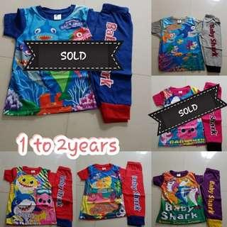Kid's/ Toddlers Pyjamas set