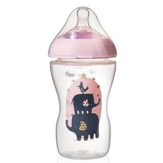 Tommee Tippee Ultra 340ml 11oz (Pink)