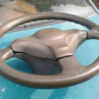 Steering wheel. Iswara 1.5, 2008