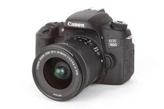 Canon 760D Bisa KREDIT Proses 3 MENIT!!! WAW
