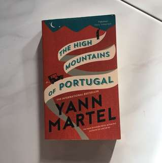 Yann Martel's The High Mountains of Portugal