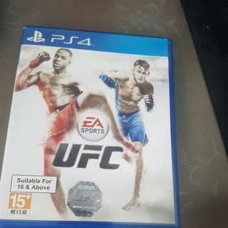 UFC 1 PS4