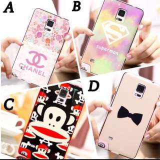 Clearance SALE! Note 4 Chanel Paul Frank Bumper Case