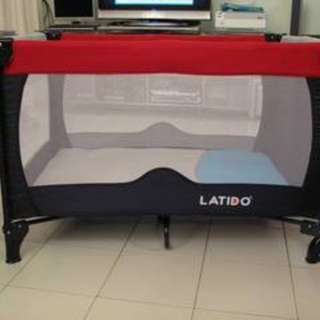 Latido Baby Playpen