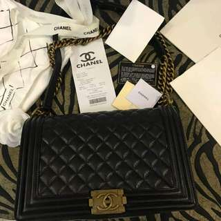 CHANEL PRELOVED BAG