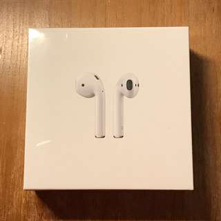 Apple AirPods 全新未拆