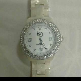 Ice Watch with swarovski crystal authentic
