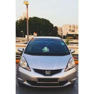 Honda Jazz 1.3 Manual L
