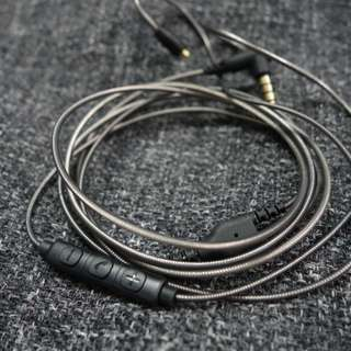 mic mmcx replacement cable