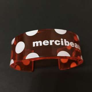 95% New 100% Real mercibeaucoup, Bracelet 手鐲