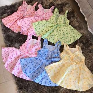 Kid dresses fits to 2-3 years old/contact#09956396640