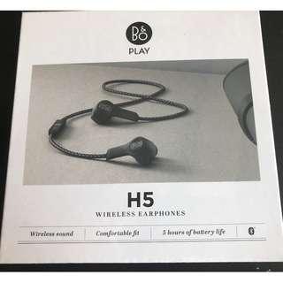 B&O H5 (Bang & Olufson) Wireless Earphones