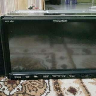 DVD Double Din Player