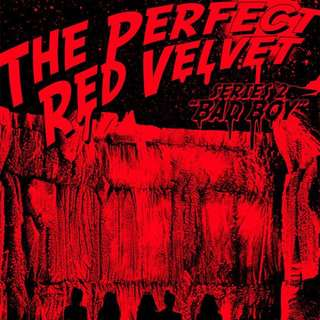 [Instock] Red Velvet - The Perfect Red Velvet Bad Boy (Repackage) Album