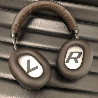 Plantronics BackBeat Pro 2 Wireless Noise Cancelling Headphones (Black/Tan)